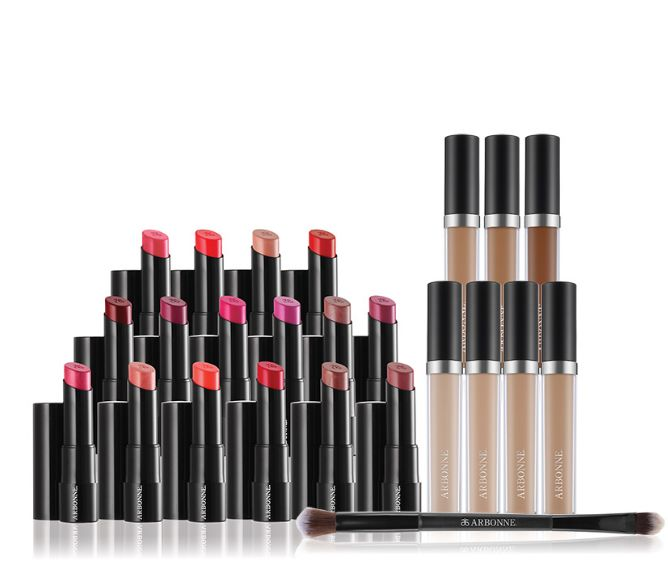 Natural Anti-Aging Lipsticks