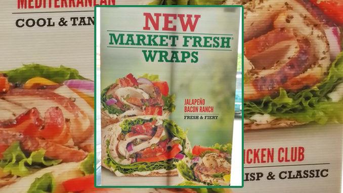 Market-Inspired QSR Wraps