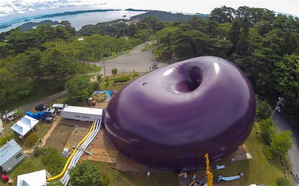 Inflatable Concert Halls