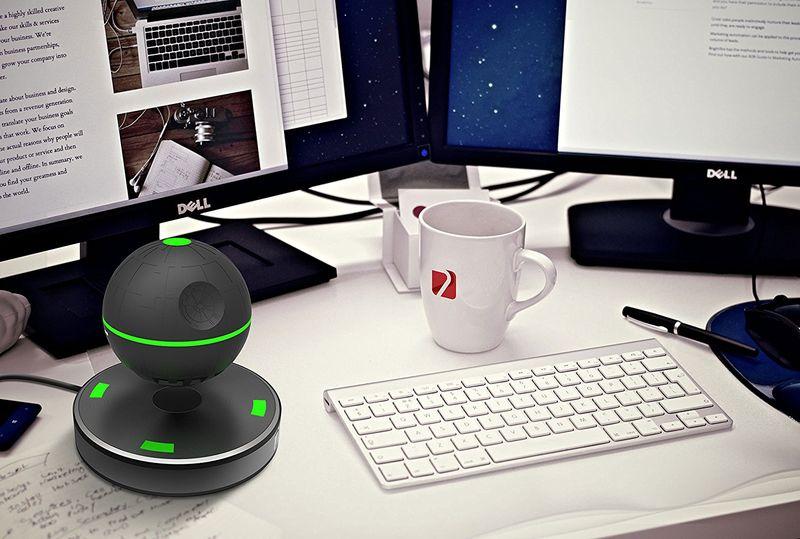 Illusionary Desktop Speakers