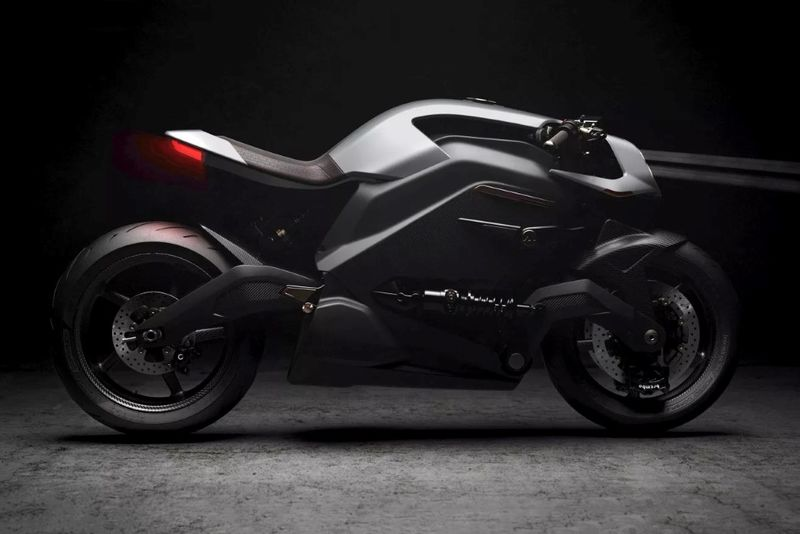 Haptic Feedback Motorcycles