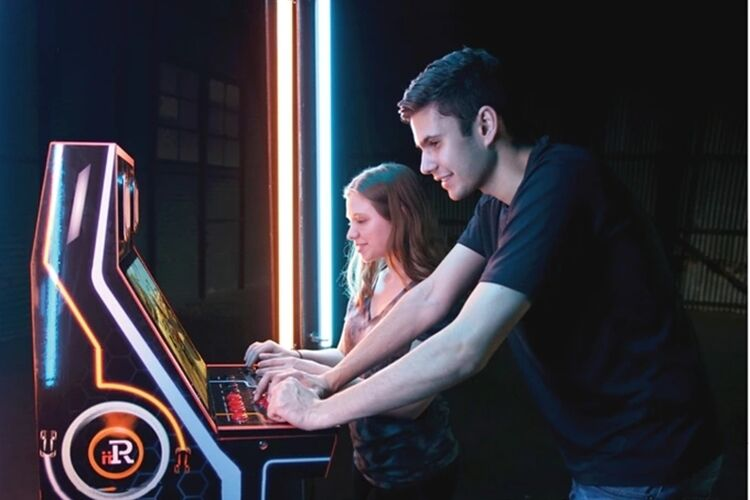 Upgradeable At-Home Arcade Games