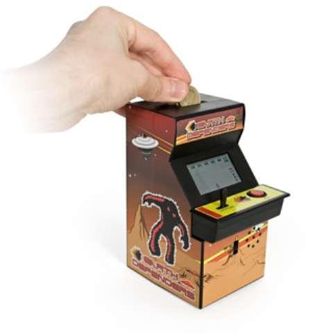 Arcade Piggy Banks