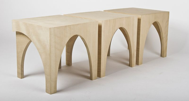 Compact Architectural Stools
