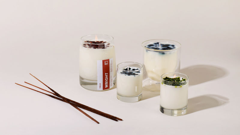 Architect-Inspired Candle Series