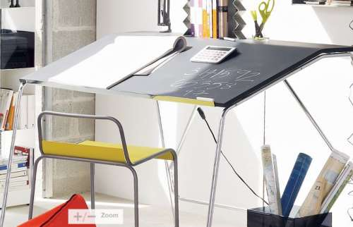 Chalkboard Counters Architect Desk