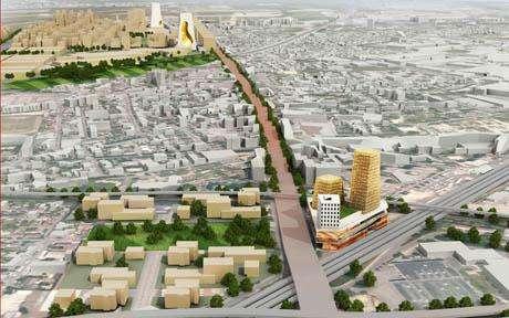 Crowdsourced City Designs