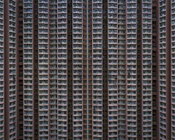 Hong Kong Highrise Photography