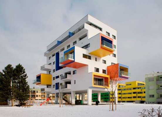 Playground-Inspired Architecture