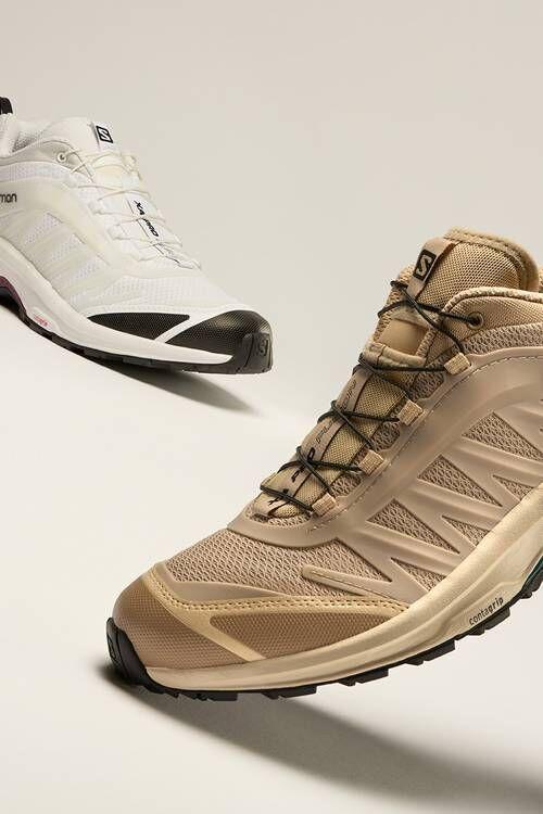 Heritage-Honoring Hiking Sneakers