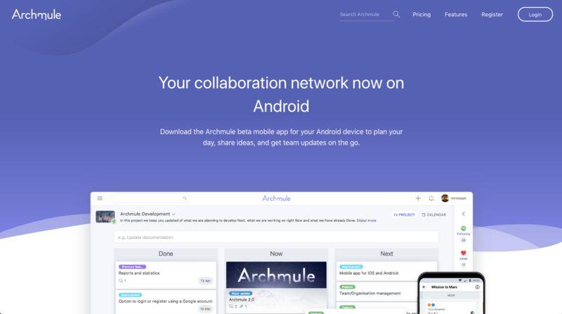 Professional Collaboration Productivity Platforms