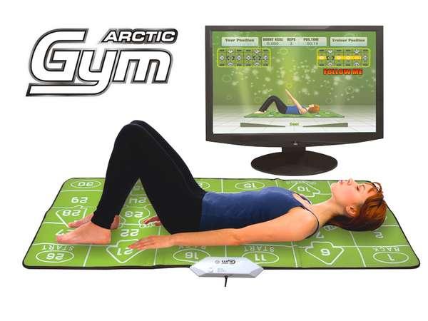 Aerobic Gaming