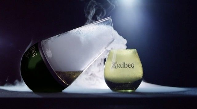 Drinkable Whiskey Clouds