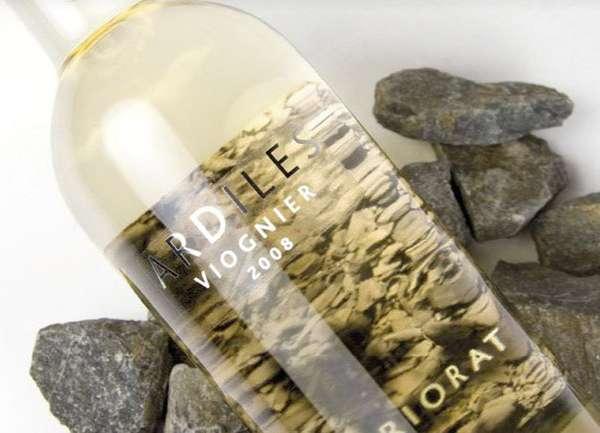 Riverbed Wine Branding
