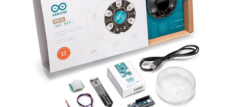 Entry-Level IoT Kits