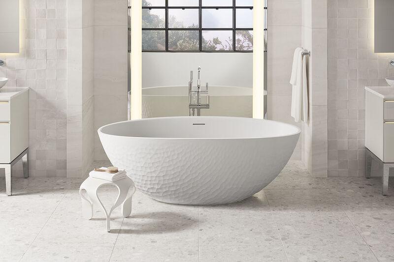 Mineral-Based Bathtubs