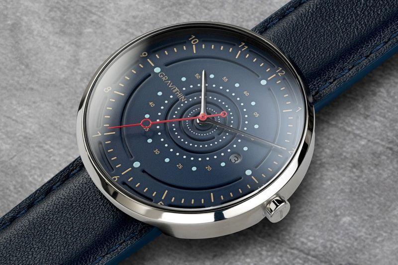 Mythology-Inspired Timepieces