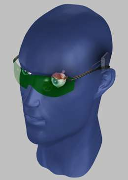 Argus II, a bionic eye to wipe out blindness