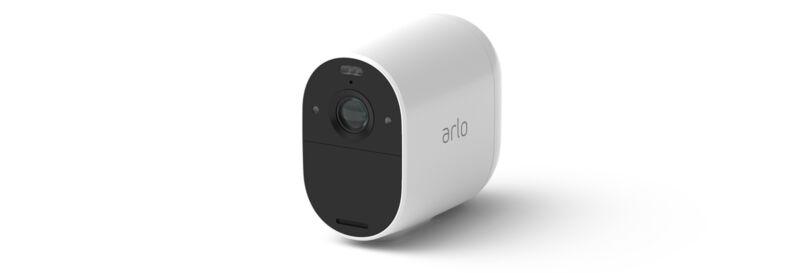 AI-Powered Security Cameras