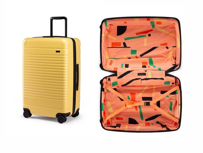 Bold Funky Suitcases