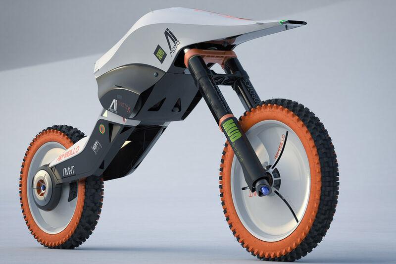 Animalistic Autonomous Racing Bikes