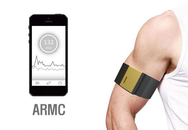 Armband Diabetes Management Wearables