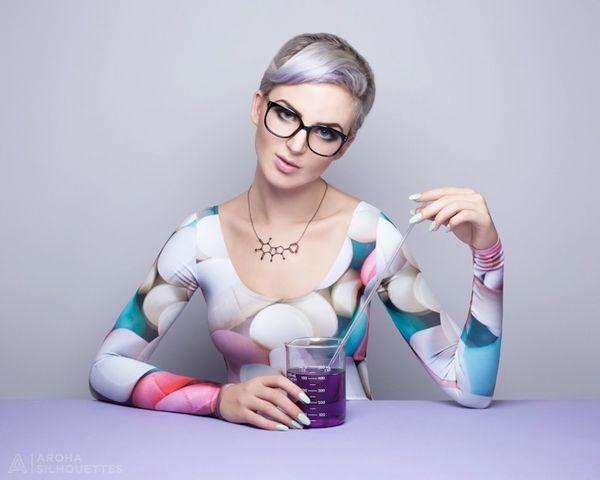 Designer Drug-Inspired Jewelry