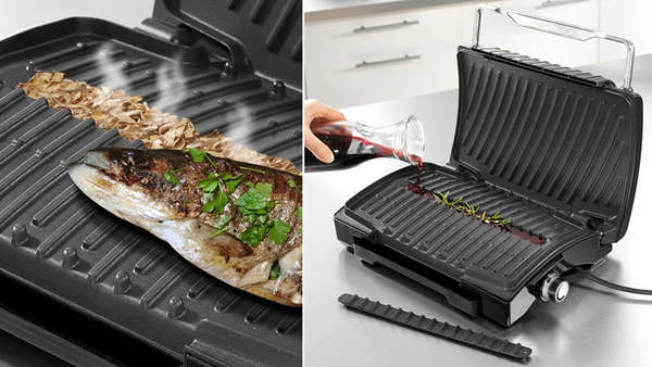 Flavor-Infusing Grills