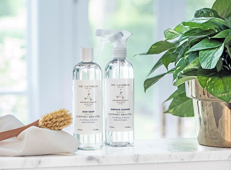 Aromatherapeutic Household Cleaners