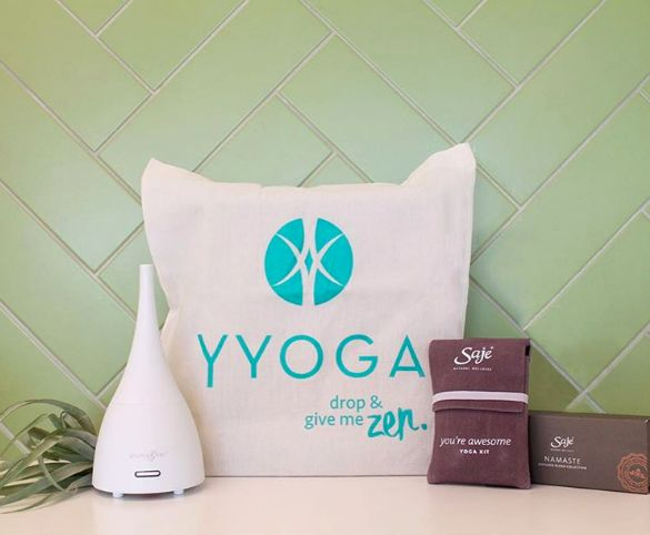Aromatherapy Yoga Classes