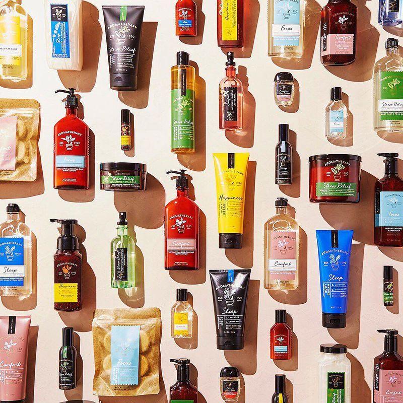 Aromatherapy Skincare Ranges