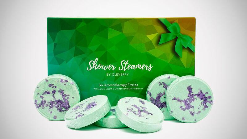 Aromatic Shower Bombs