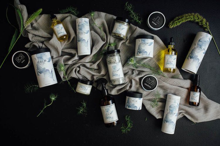 Small-Batch Beauty Products