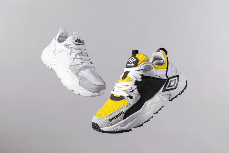 Revived Retro Bulky Runners