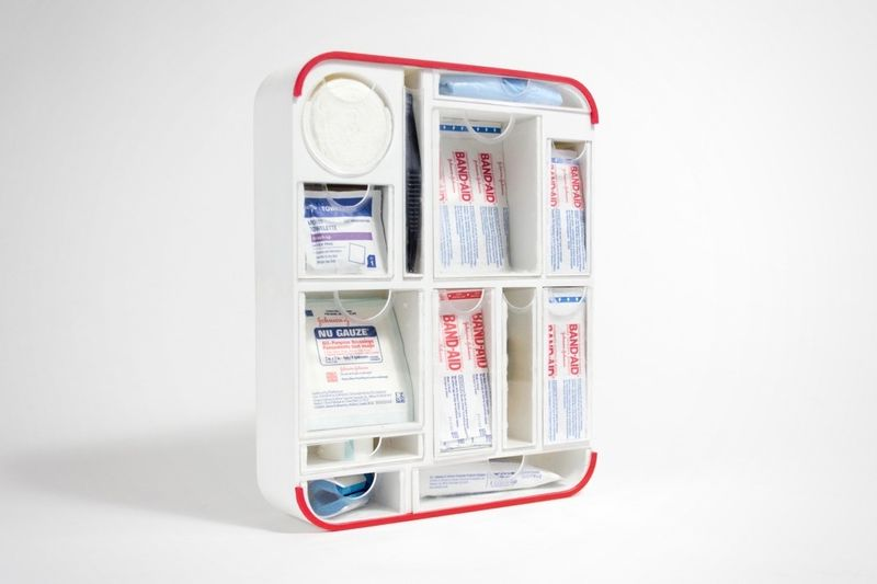 Overtly Organized Aid Kits