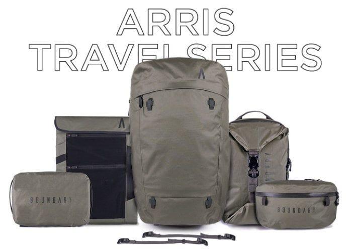 Wanderlust Adventurer Luggage Systems