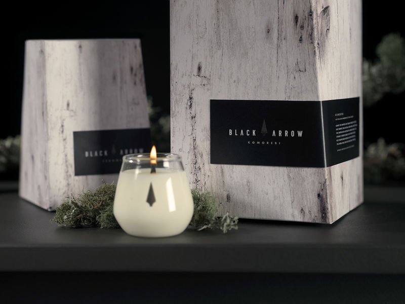 Sophisticated Soy Candle Branding