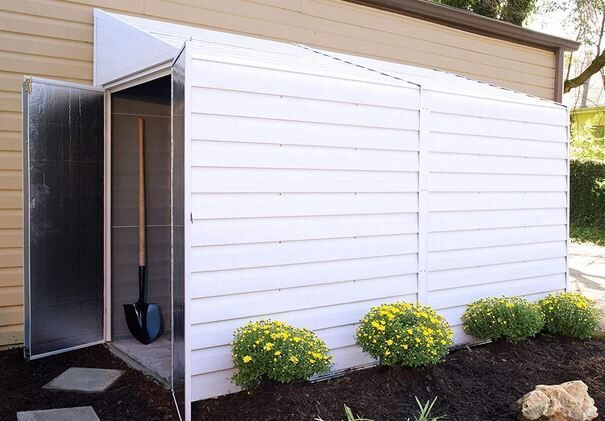 Discreet Property Storage Sheds