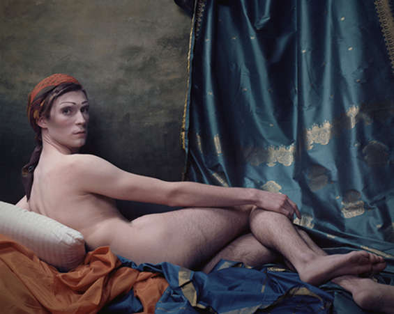 Erotic Victorian-Inspired Portraits
