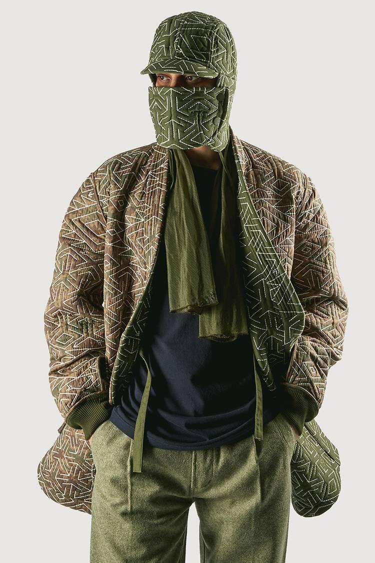 Global Militaristic-Themed Fashion