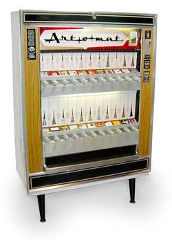 Art Vending Machines