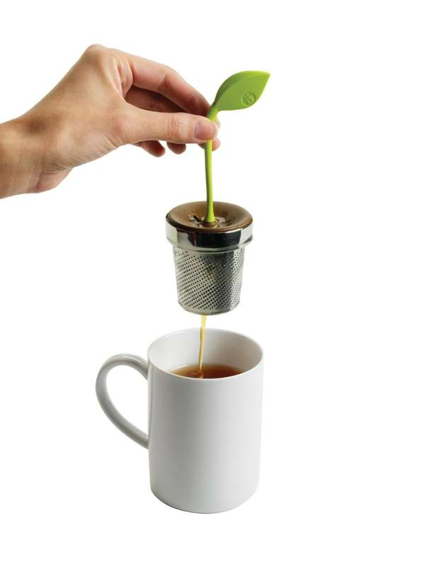 Sprouting Tea Infusers
