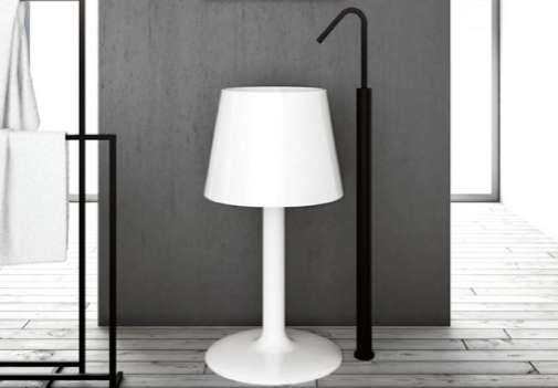 Amplified Lamp Sinks