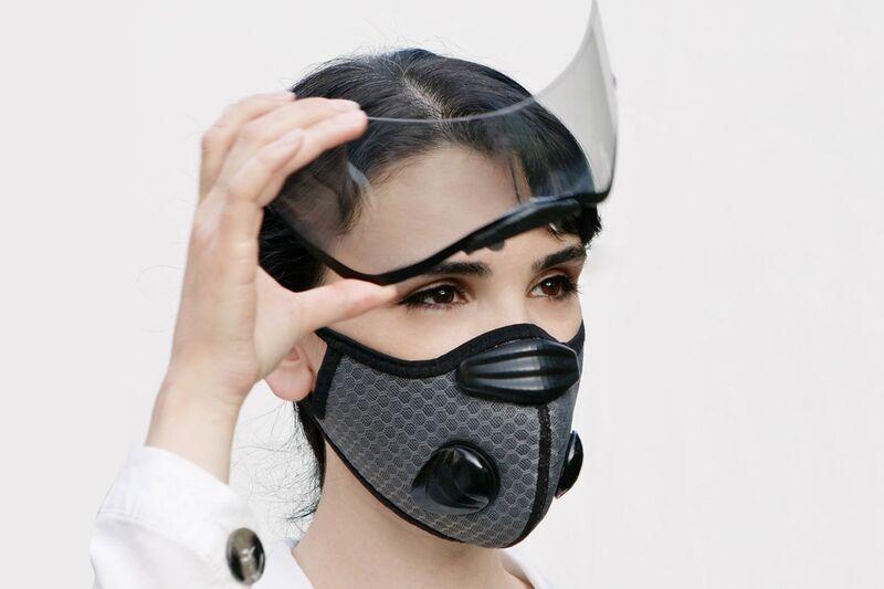 Detachable Eye Shield Masks