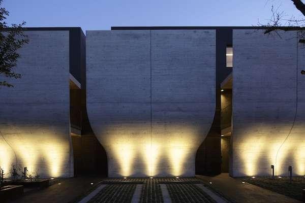Sleek Shell-Encased Structures   Artechnic Architects Breeze 9de5165b75c