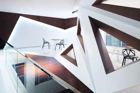 Dynamic Geometry Coffee Shops