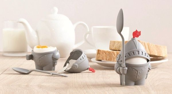 Knightly Egg Holders
