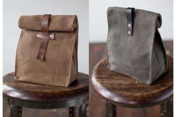 Rugged Lunch Bags