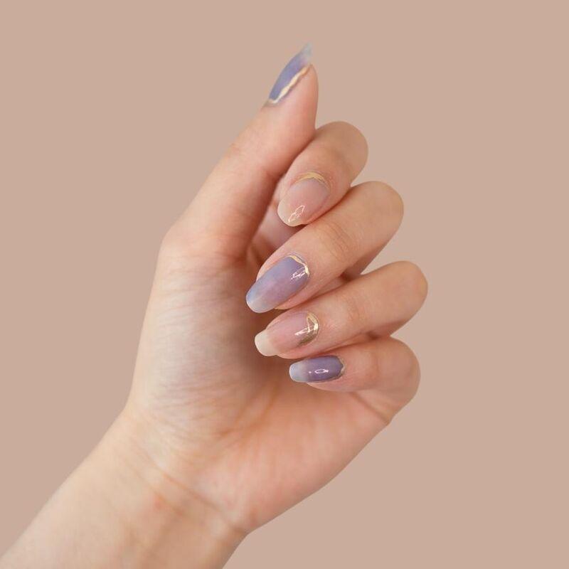 Glamourous Nail Wraps