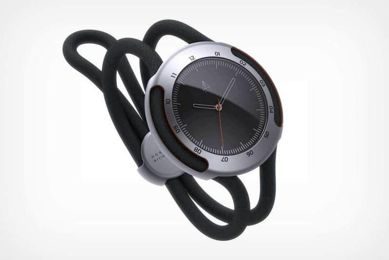 Transitional Paracord Strap Timepieces